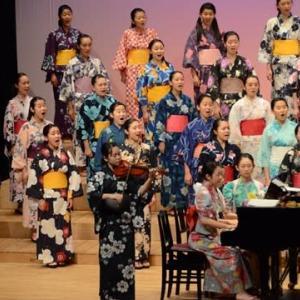 不来方高校ふれあいコンサートin山田町2020
