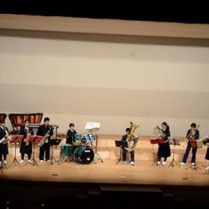 山田中学校吹奏楽部コンサート 2020