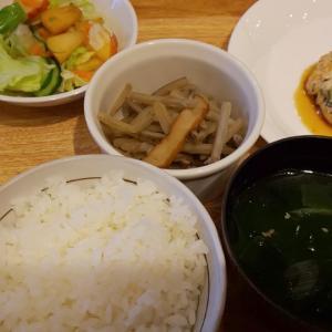 タニタ食堂 豆腐つくねバーグ