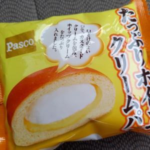 Pasco たっぷりホイップクリームパン