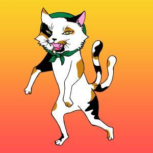 【待画】【プロフ画】猫又