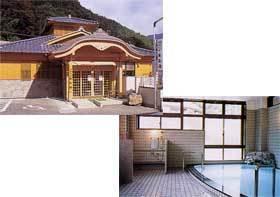 田沢温泉共同浴場「有乳湯」