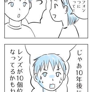 未来のiPhone
