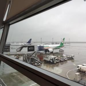 BR127も満席 2 @ 帰国便もミールは1種類だけ