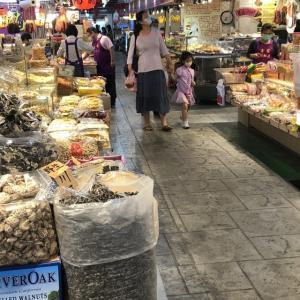 清潔になった傳統市場 @ 南門中継市場