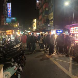 萬華夜市をぶらぶら歩き 3 @ 梧州街