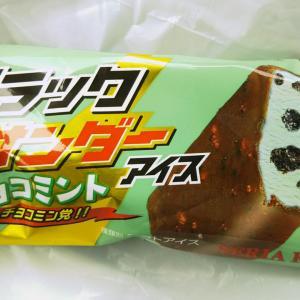 【セブン先行】ブラックサンダー チョコミントアイス
