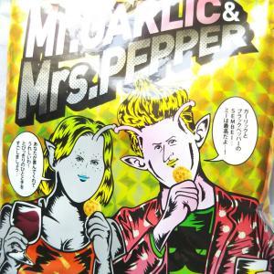 【30Pでお試し引換】三幸製菓 ミスターガーリック&ミセスペッパー