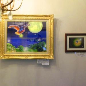 スピリチュアルアート Spiritual Art 常設展示販売店 アンジェリ 自由が丘