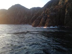高島ワレ(釣行記)ワレの風景