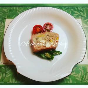 傑作再現レシピのミートローフと発酵食品ソムリエ