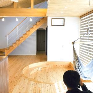 『ランドリールームのある家』を撮影