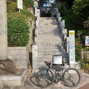 KONA SUTRA LTD ~大田区散歩からの蛇窪神社~