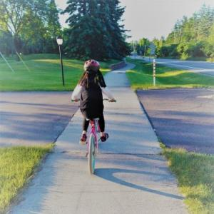 ちょっとそこまでサイクリング