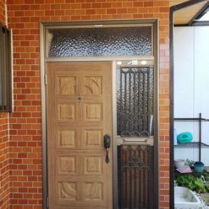 リフォーム玄関ドア