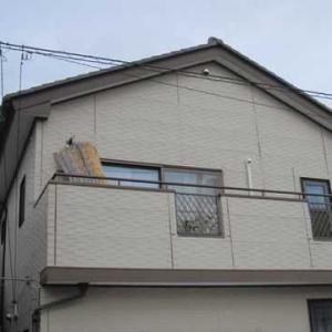 バルコニー屋根施工
