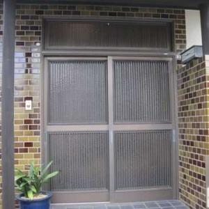 玄関引戸リフォーム