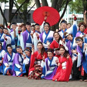 第16回にっぽんど真ん中祭り(2014)