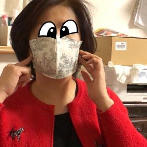 マスクつくり