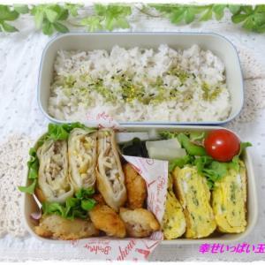 ☆春巻きのお弁当☆
