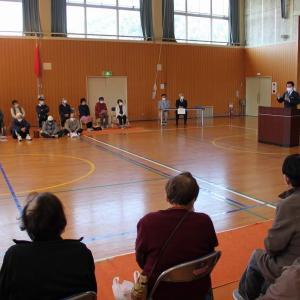 片上地区高齢者クラブ健康スポーツ大会