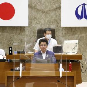 第431回鯖江市議会定例会が始まりました。