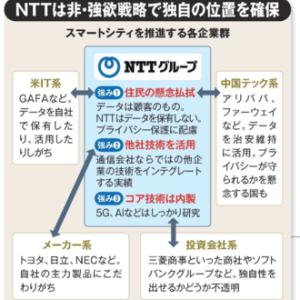 NTT ドコモを完全子会社化