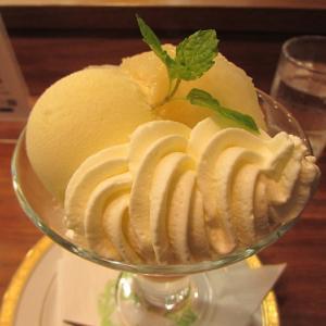 東京のお店で食す、大阪のアイスコーヒーと季節のスイーツ。 【2020年07月 大阪府大阪市】