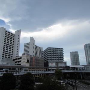 海老名駅前の、プチ摩天楼? 【2020年09月 神奈川県海老名市】