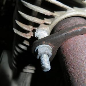 日曜日、予約修理車
