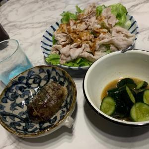 今日の晩御飯と夢