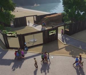 【Planet Zoo】「バーニー・グッドウィン記念動物園」順調な滑り出し