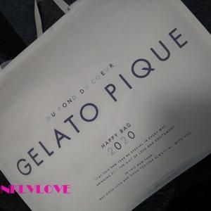 ★ ネタバレ ★ gelato pique HAPPY BAG ★ 2020 ★