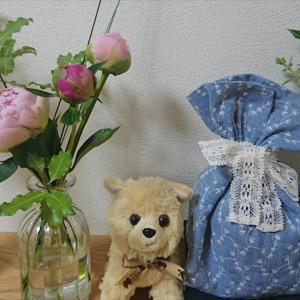 今年の芍薬ちゃん達。~お供え花日記~