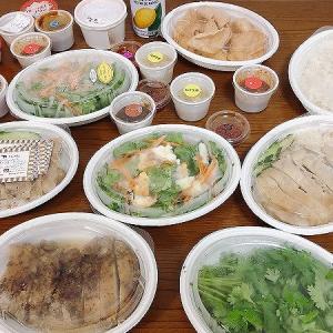 ウイーバーイーツでタイパーティ? カオマンガイ専門店 タイ料理ヒウマイ 新橋店