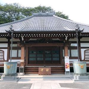 長荘山養源寺のアジサイロード