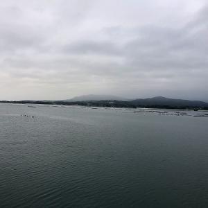 2019年夏休み3日目 気仙沼大島~陸前高田市~大船渡市