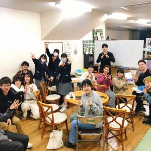 学生団体with10代目始動!高校生は2つ目のプロジェクト開始しました。