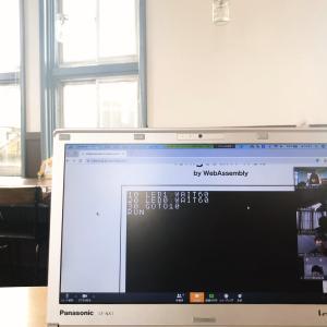 オンラインでのIchigoJamプログラミング講座開始しました!まずは無料トライアル