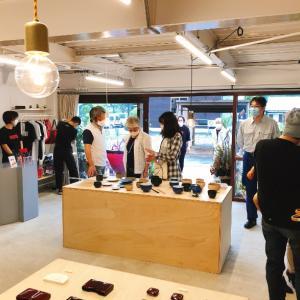 土直漆器さん直営店オープン!用途や世代に合わせて幅広く選べるステキ空間。