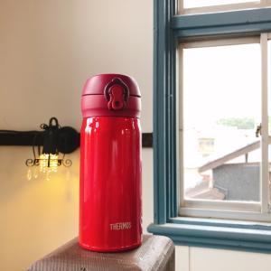 水筒を毎日持参。ペットボトルは買わない!