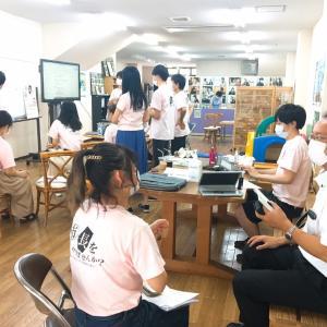 取材も入って注目の第13回鯖江市地域活性化プランコンテスト。オンライン合宿まで後3日。