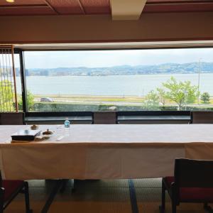 島根県松江市で講演してきました。1年2か月ぶりの県外講演。