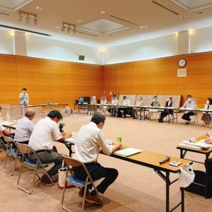 第2期総合戦略KPI確認。鯖江市総合戦略推進会議出席。