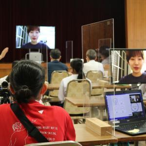 みっちり2時間。出続ける質問に答える鯖江人+地元高校生。第14回鯖江市地域活性化プランコンテスト