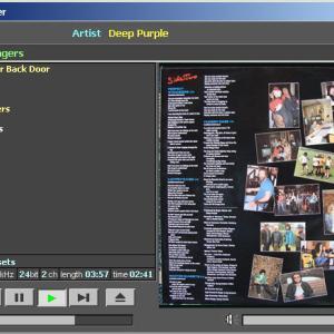 Album Player 2.111 を試す(windows版)