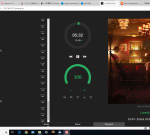 Moode Audio 4.3 リリースを試す