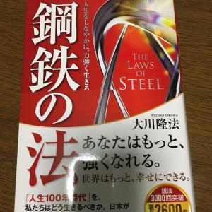 鋼鉄の法☆購入