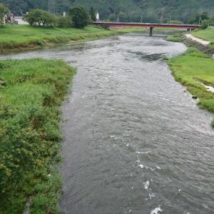 7月26日 河川情報。午...