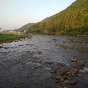 8月2日名張川河川情報...